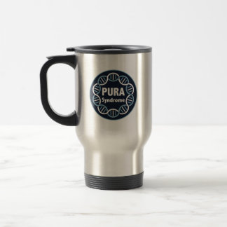 PURA Logo Travel Mug