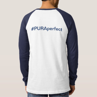 PURA Logo Wear Baseball Top