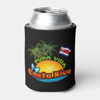 Pura Vida Costa Rica Can Cooler