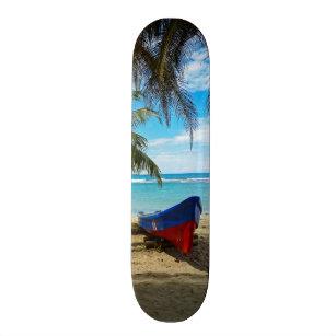 Pura Vida in Costa Rica - Central America Jigsaw P Skateboard