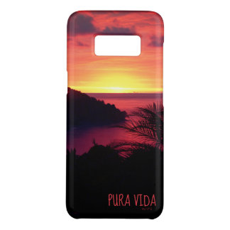 Pura Vida Sunset Sizzle Case-Mate Samsung Galaxy S8 Case