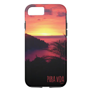 Pura Vida Sunset Sizzle iPhone 8/7 Case