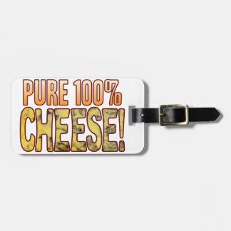 Pure 100 Blue Cheese Bag Tag