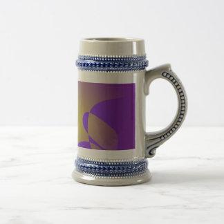 Pure Abstract Coffee Mugs