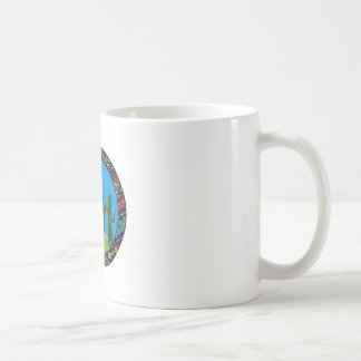 PURE AND AMAZING COFFEE MUG