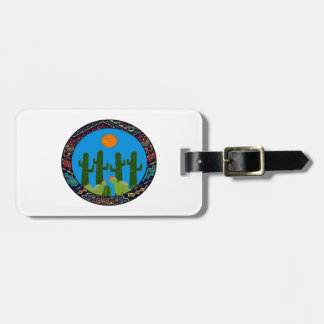 PURE AND AMAZING LUGGAGE TAG