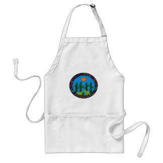 PURE AND AMAZING STANDARD APRON