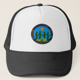 PURE AND AMAZING TRUCKER HAT