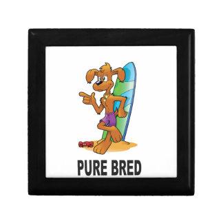 pure bred hip dog gift box