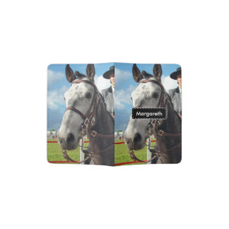 Pure breed horse passport holder