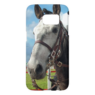 Pure breed horse samsung galaxy s7 case