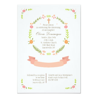 Pure Celebration Religious Invitation