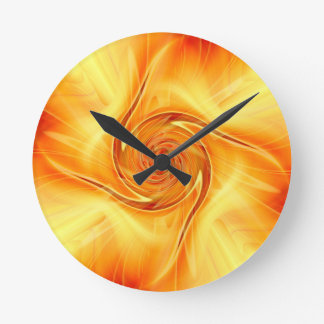 Pure Energy designed by Tutti Round Clock