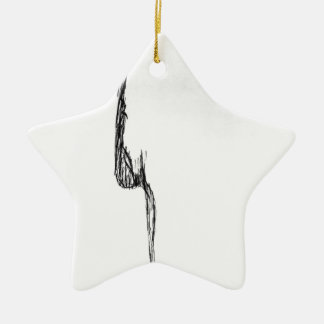 Pure Feeling Ceramic Ornament