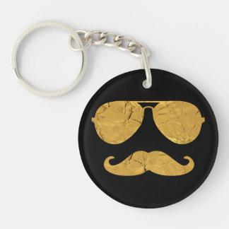 Pure Gentleman Keychain