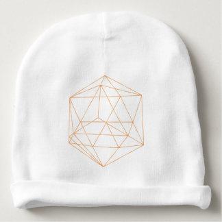 Pure Geometry Baby Beanie