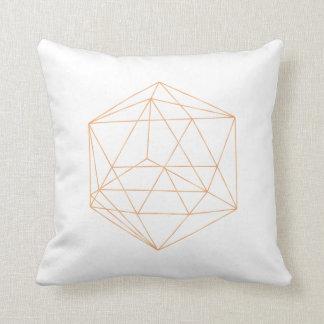 Pure Geometry Throw Pillow