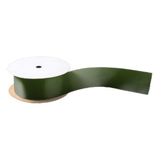 Pure Green Satin Ribbon
