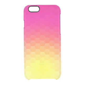 Pure Happiness Clear iPhone 6/6S Case
