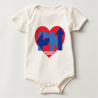 Pure Heart of a Pansuit Nation Baby Bodysuit