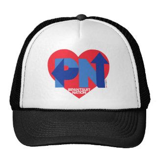 Pure Heart of a Pansuit Nation Trucker Hat