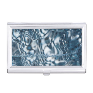 Pure Ice Business Card Holder