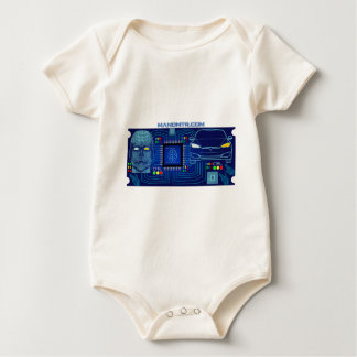 pure integration baby bodysuit