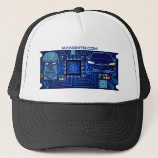 pure integration trucker hat