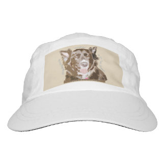 Pure of Heart Rescue Dog Quote Hat Cap