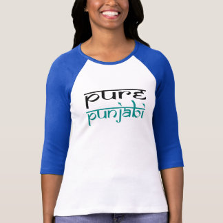Pure punjabi t-shirt design