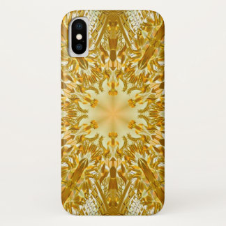 Pure Royal Gold Mandala Case