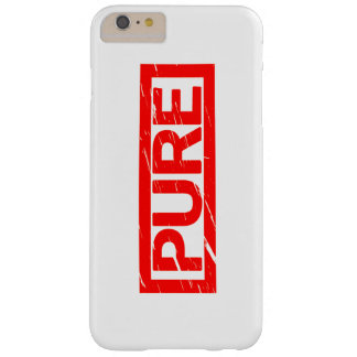Pure Stamp Barely There iPhone 6 Plus Case