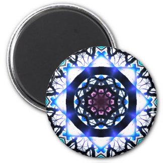 Pure Sunlight Star Mandala Magnet