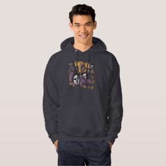 Pure theme hoodie