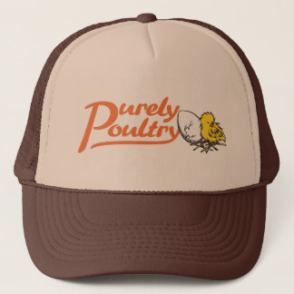 Purely Poultry Hat