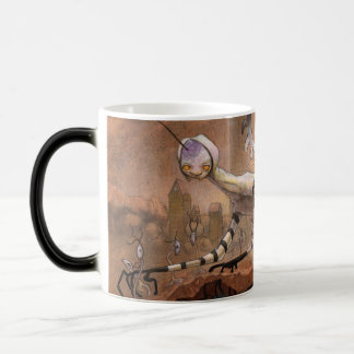 Purgatory of the Swollen Seed Morphing Mug! Magic Mug