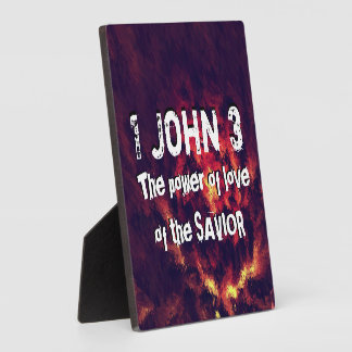 Purify, the power of love of the SAVIOR Plaque