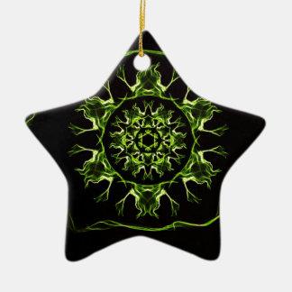 PurifyingEye Ceramic Ornament