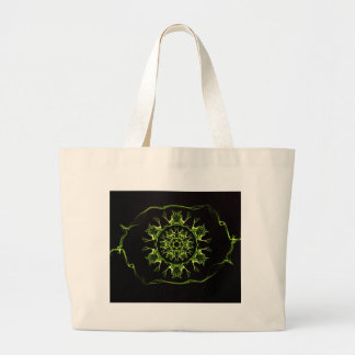 PurifyingEye Large Tote Bag