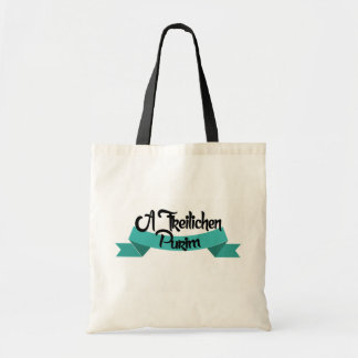 "Purim Tote Bag ""A Freilechen Purim"""