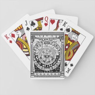 Purim Turnaround Playing Cards