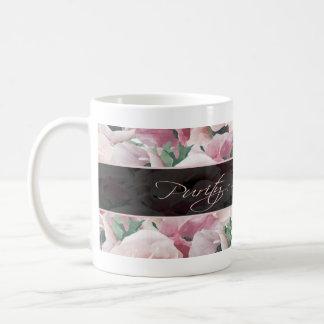 PURITY - PSALM 119:9 (BOUQUET) COFFEE MUG