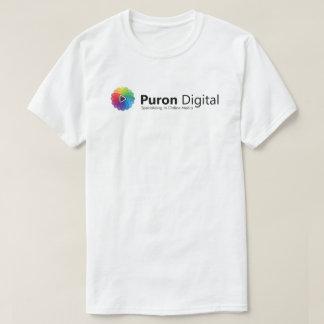 Puron Digital T w/ Tagline T-Shirt
