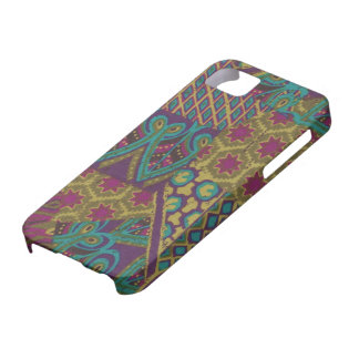 Purple Abstract Case-Mate iPhone 5 iPhone 5 Cover