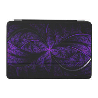 Purple Abstract iPad 2/3/4 Cover iPad Mini Cover