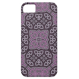 Purple Abstract Pattern iPhone 5 Case