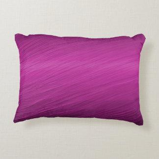 Purple Accent Pillow
