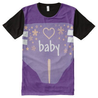 Purple Adult Baby/ABDL/Baby 4 Life