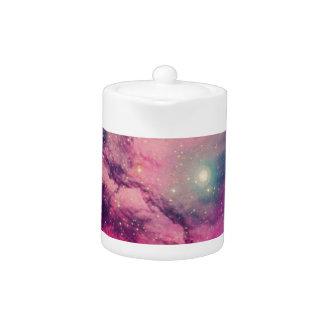 Purple Afterglow Galaxy