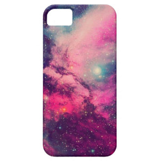 Purple Afterglow Galaxy iPhone 5 Case